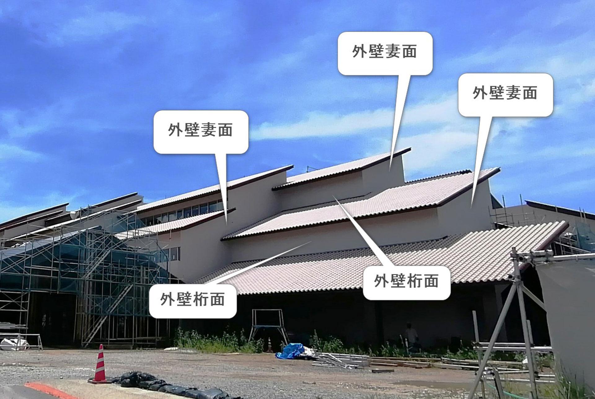 石垣市役所新庁舎